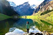 Seealpsee, Wasserauen, Switzerland