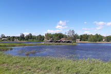 Araisi Lake Dwelling Site, Cesis, Latvia