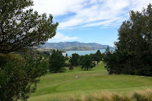 Akaroa Golf Club, Akaroa, New Zealand
