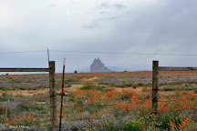 Shiprock Rock Formation, Shiprock, United States