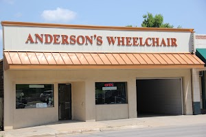 Anderson Wheelchair