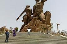 Le Monument de la Renaissance Africaine, Dakar, Senegal