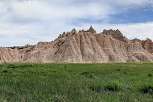 Sage Creek Wilderness Area, Badlands National Park, United States