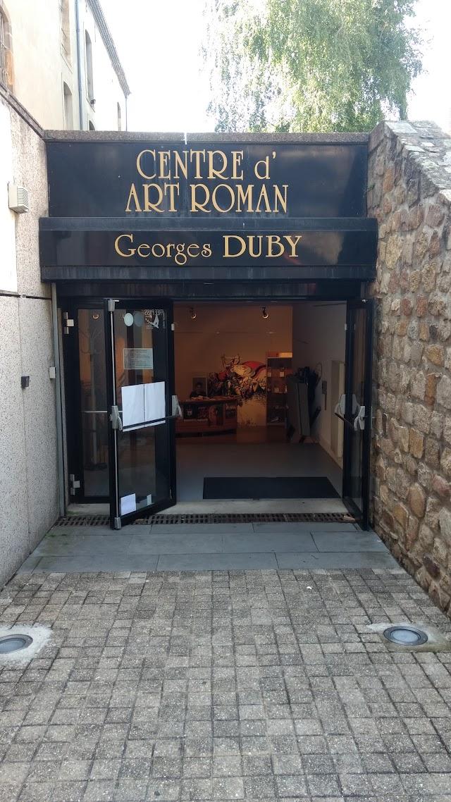 Centre art Roman