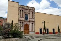 Museo de Arte Abstracto Manuel Felguerez, Zacatecas, Mexico
