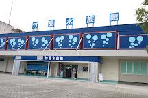 Takeshima Aquerium, Gamagori, Japan