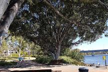 Claisebrook Cove, Perth, Australia