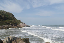 Praia Encantadas, Ilha do Mel, Brazil