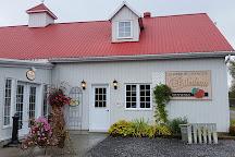 Cidrerie Verger Bilodeau, Saint Pierre d'Orleans, Canada