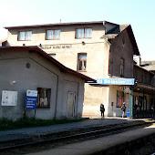 Железнодорожная станция  Mlada Boleslav Hlavni Nadrazi