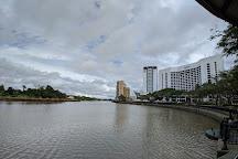 Kuching Waterfront, Kuching, Malaysia
