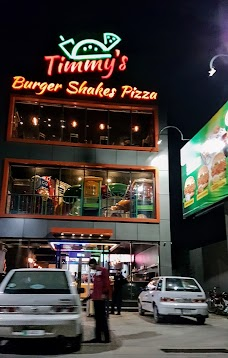 Timmy's Parking lahore Service road