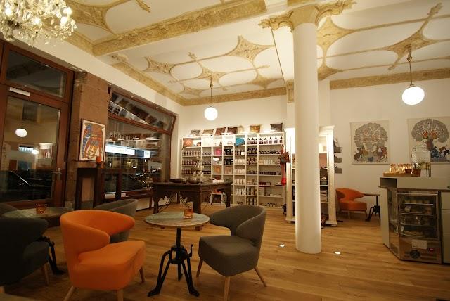 AyurSoul – Ayurveda Health · Store · Café