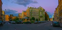 Na PetroGragke (on StudentsRooms), Малая Пушкарская улица на фото Санкт-Петербурга