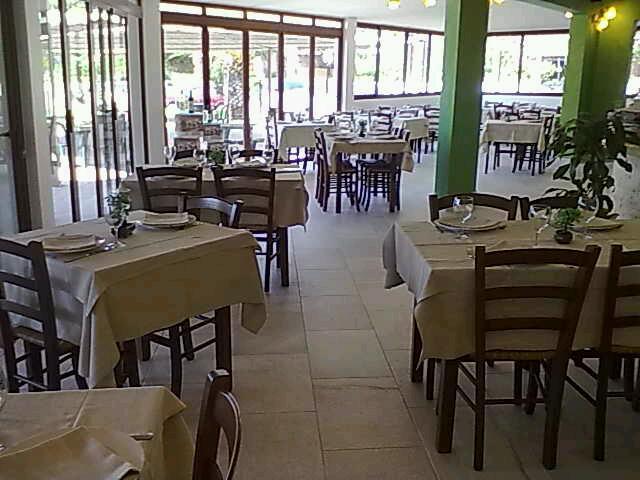Su Nuraxi Restaurant & Pizza CostaRei