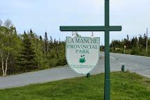 La Manche Provincial Park, Tors Cove, Canada