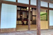 Entsu-in Temple, Matsushima-machi, Japan