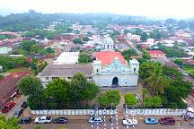 Iglesia Inmaculada Concepcion de Maria, Concepcion de Ataco, El Salvador