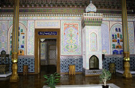 Uzbekistan State Museum Of Applied Art Tashkent Destimap Destinations On Map