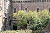Monumento a Francesco Hayez, Milan, Italy