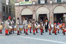 Piazza Federico II, Jesi, Italy