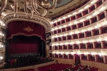 Teatro di San Carlo, Naples, Italy