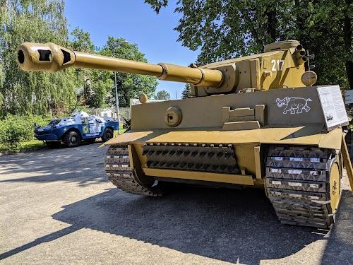 Valga Militaarmuuseum Teemapark - Valga Isamaalise Kasvatuse Püsiekspositsioon SA
