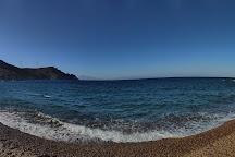 Lampi Beach, Patmos, Greece