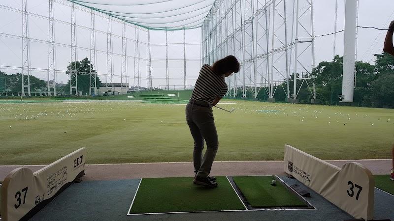 あざみ野 ゴルフ ガーデン