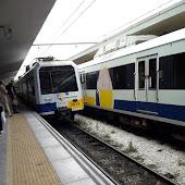 Железнодорожная станция  Santander