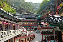 Guinsa Temple, Danyang-gun, South Korea