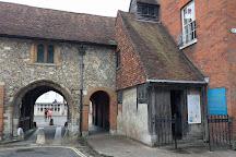 St.-Swithun-upon-Kingsgate Church, Winchester, United Kingdom