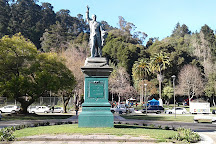 Parque Ecuador, Concepcion, Chile