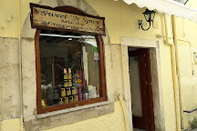Sweet 'N Spicy Bahar Shop, Corfu Town, Greece