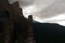Chateau de Puilaurens, Lapradelle-Puilaurens, France