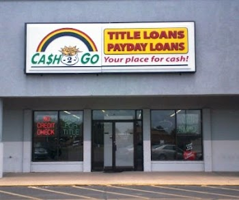 Cash-2-Go Payday Loans Picture