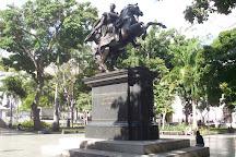 Plaza Bolivar, Caracas, Venezuela