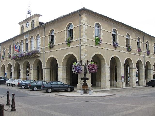 Mairie de Fleurance
