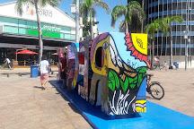Praca do Marco Zero, Recife, Brazil