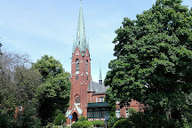 Marktkirche, Hamburg, Germany