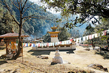 Chagri Dorjeden Monastery, Thimphu, Bhutan
