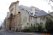 Eglise Saint Thomas d'Aquin, Paris, France