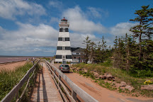 West Point Lighthouse, West Point, Canada