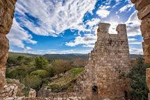Yehi'am Fortress National Park, Yehiam, Israel