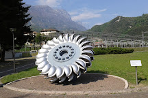 Centrale Idroelettrica DI Santa Massenza, Santa Massenza, Italy