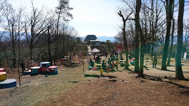 山梨県立愛宕山少年自然の家