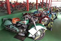 Wheels of Time Antique Motorcycle, Pirenopolis, Brazil