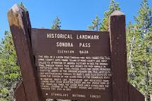 Sonora Pass, Dardanelle, United States