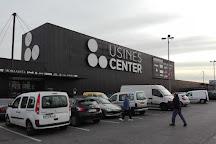 Usines Center Paris Outlet, Gonesse, France