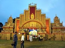 Anand Vihar Durga Puja Ground